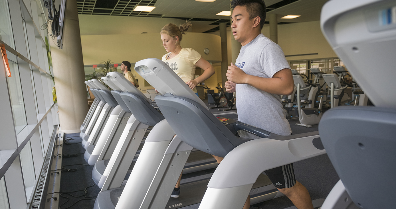Year of Healthy U Offers Paths to Wellness | Pittwire