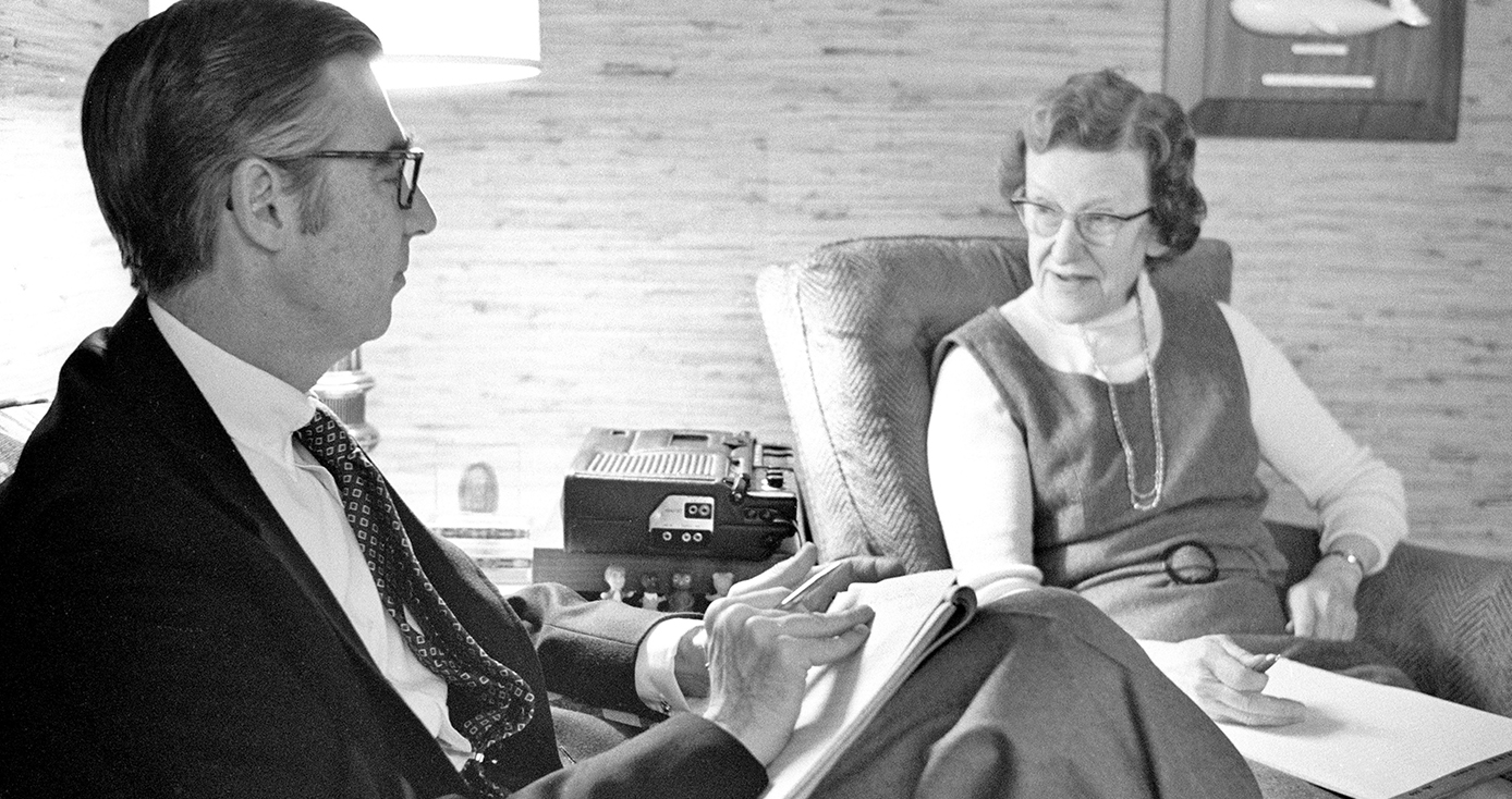 The Mentorship That Shaped Mister Rogers Pittwire University Of Pittsburgh