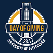 University of Pittsburgh Day of Giving logo