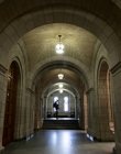Hall inside the Cathedral of Learning