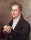 Portrait of August von Platen