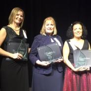 Brenda Cassidy, Jennifer Lingler and Patricia Tuite
