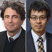 Ryad Benosman and Feng Xiong headshots.