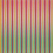 Francis Celentano, Alpha Red and Orange Alternates, 1969.