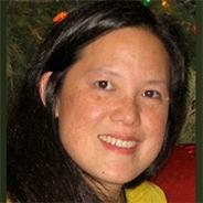Charleen Chu in a yellow top