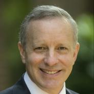 Rick Esch in a dark suit