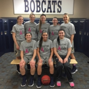 Pitt-Greensburg women's basketball team