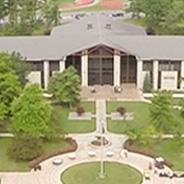 Pitt-Johnstown campus aerial