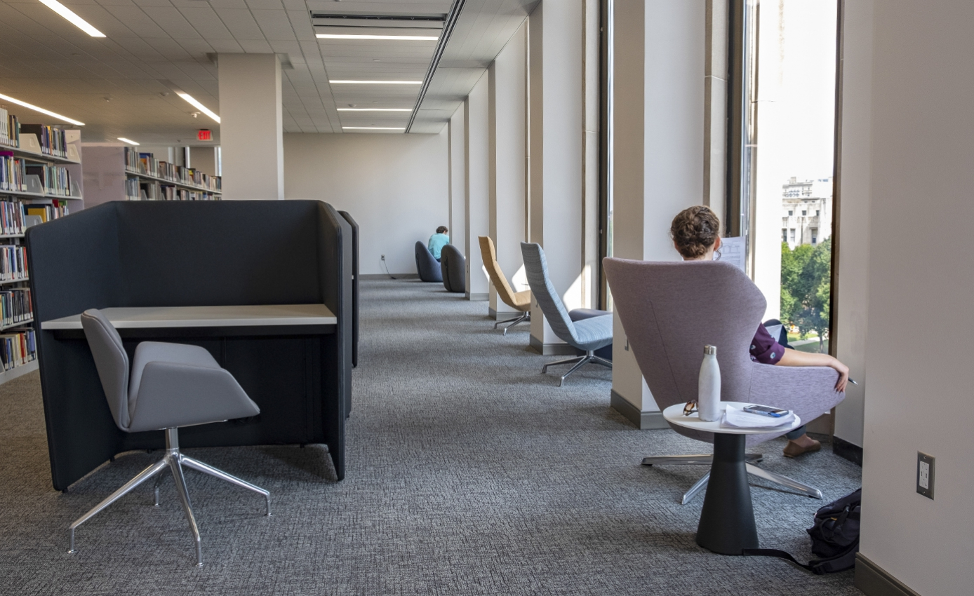New And Transformed Spaces Enhance Academic Mission Campus