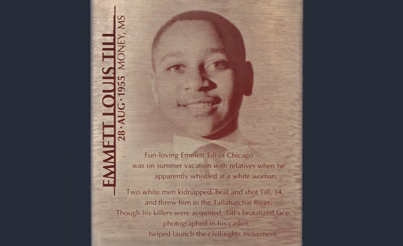 Memorial for Emmett Till