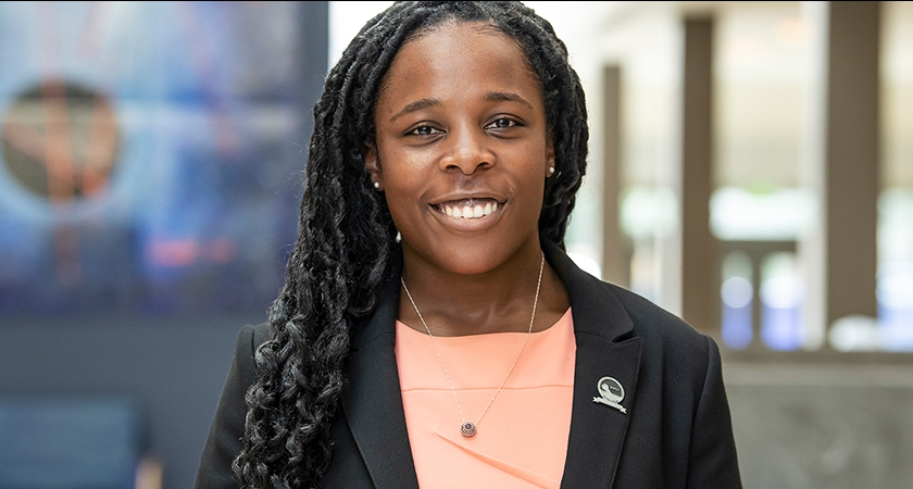 Pharmacy Student Serving the Underserved in New National Appointment