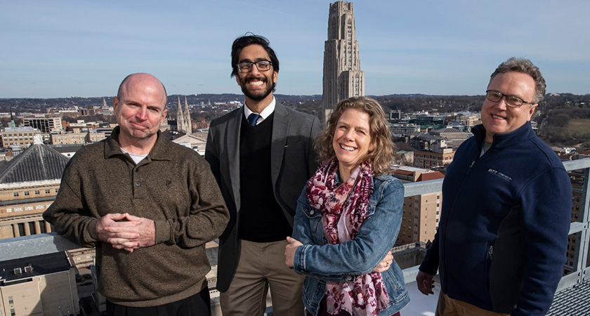 Faculty Members Send Student Projects Flying to Space, Thanks to Seed Funding