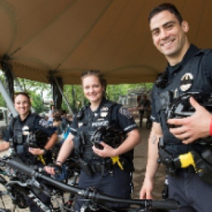 Pitt Police officers