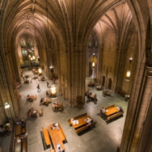 Cathedral of Learning Commons Room