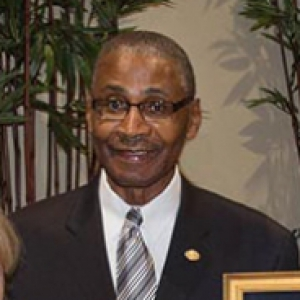 Pitt Chancellor Patrick Gallagher, Board of Trustees Chairperson Eva Tansky Blum and Pitt–Bradford and Pitt–Titusville President Livingston Alexander