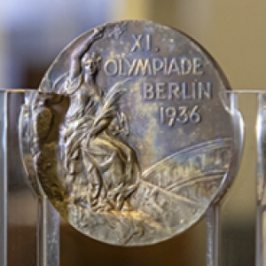 An Olympic medal from 1936