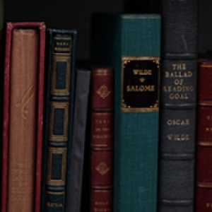 A collection of hardcover books