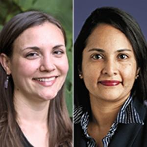 Sophia Choukas-Bradley and Vanitha Swaminathan